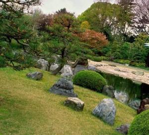 виды японского сада