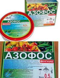 применение азофоса