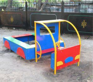 детская песочница для дачи