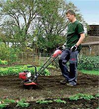 подготовка огорода