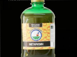 биопрепарат Метаризин