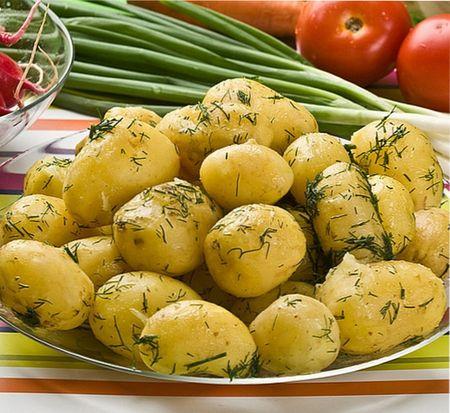 что любит картофель