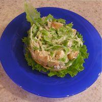 салат на зиму с хреном