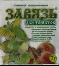 Препарат завязь для томатов инструкция по применению подробное описание