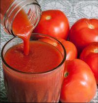 рецепт томат сока на зиму